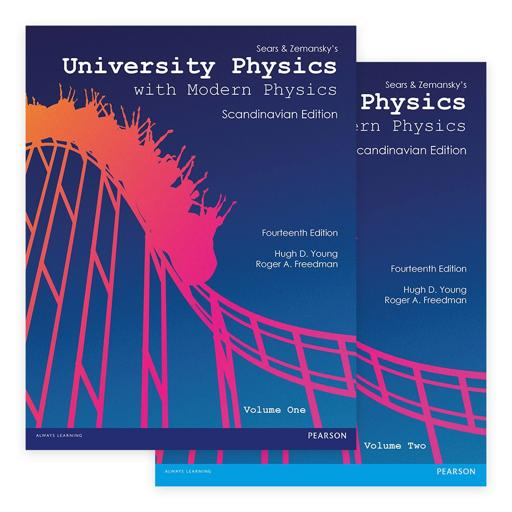 young and freedman university physics 14th edition