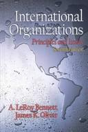 International Organizations: the politics and processes of global governance (2nd edition)