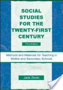 Social Studies for the Twenty-first Century