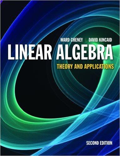 Linear Algebra 2.útgáfa