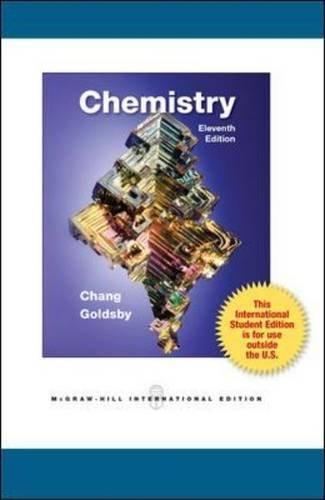 Chemistry eftir Chang og Goldsby