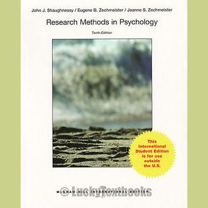 Research Methods in Psychology. 10 útgáfa