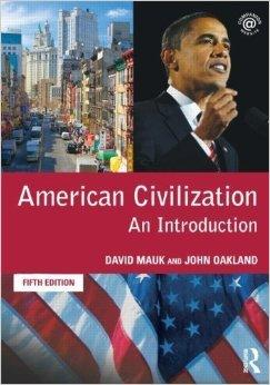 American Civilization An Introduction