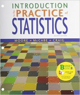 Introduction to the Practice of Statistics. 8 útgáfa
