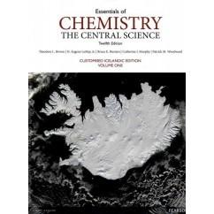 ESSENTIALS OF CHEMISTRY THE CENTRAL SCIENCE
