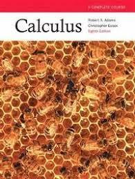 Calculus - A Complete Course 8. útgáfa og Solution Manual